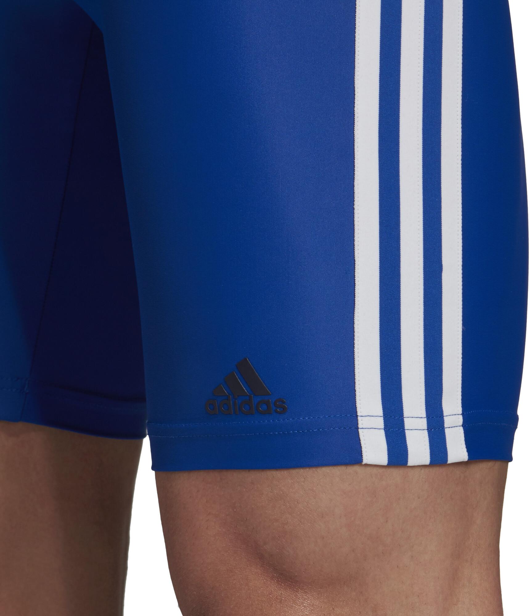 93ff07a8 adidas Fit 3-Stripes Badebukse Herre collegiate royal | Gode tilbud ...